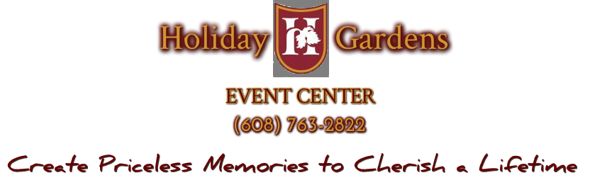 Holiday Gardens Event Center